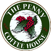 The Penny Coffee House Logo